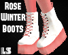 Rose Winter Boots