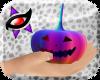 K~ Drv Hand Pumpkin