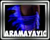 Blue Spike arms blk rm
