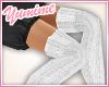 [Y] Winter Socks ~ White