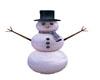 Northern Winter Snowman