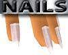Pink Pearl Nails