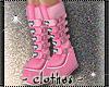 clothes - Platform Boots