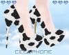 moo heels 💕