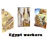 DJ light Egypt Workers
