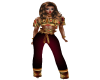 TEF TYRA COUTURE PANT