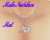 Male necklace- MAT