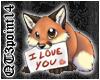 {C} ILY Fox
