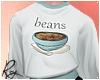beans Baggy Jumper