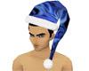 bluefunky santa hat