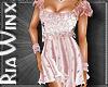 The Lady's Blush Dress
