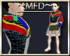 MFD HW1 Thigh Lgth Top