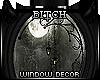 !B Tranquil Window Decor