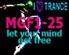 LET YOUR MIND GET FREE