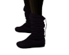 Midnight Slouch Boots