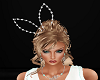 Silver Bunny Ears