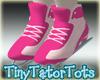 Hot Pink Ice Skates