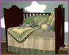 [P]Antique Baby Bed