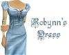 Robynn's Dress