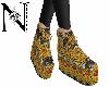Natt. yellow shoes F