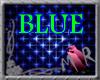 Animated Blue Dancefloor