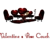 Valentines Pose Couch
