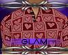 lGl XOXO M Top F Hearts2