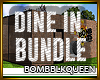 Bomb Eats: Dine In(Bund)