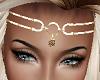 L Gold Headband