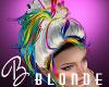 *B* Mora Pride - Blonde