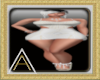 (AL)Joy Dress White RL