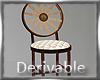 Wagon Wheel Barstool