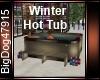 [BD] Winter Hot Tub
