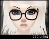 ! Black Glasses