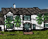 (A) White Brick Home