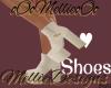 [M]Boots Pastel~Cream