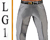 LG1 Silver Trousers