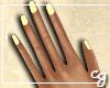 cg. Yellow Nails