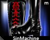 [SMn] Spiked Boots