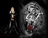 Black Vamp Girl GF1