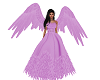 LC Gigglez pink wings
