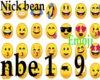 Nick bean- Emoji