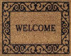 DOOR MAT WELCOME