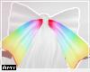♦ rainbow bow