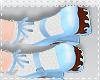 [M0] shoes Chocolt Blue