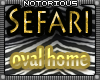 SeFari Oval Home