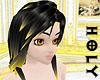 Sorrow Dark&Gold Garnet