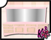 Pink Plaid Dresser