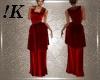 !K! Garnet Gown