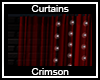 Crimson Curtains
